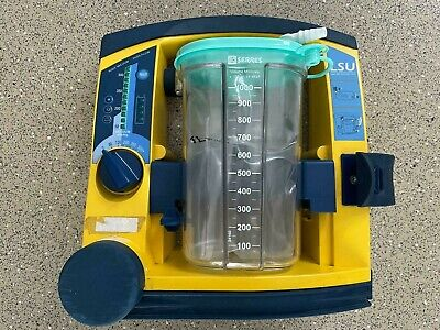 LAERDAL LSU SUCTION UNIT MEDICAL AMBULANCE DOCTOR Veterinary  • 295£