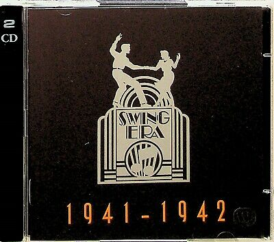 TIME LIFE- THE SWING ERA- Best Of 1941-1942 Jazz 2-CD (Billy May/Glen Gray) 40s • 9.99£