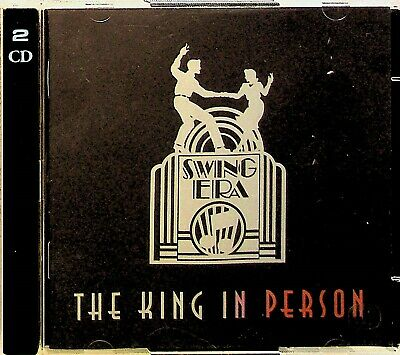 TIME LIFE Swing Era- The King In Person 2-CD (TL 505/14) Best Of Jazz  • 7.99£
