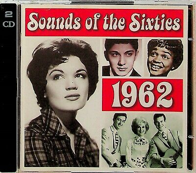 TIME LIFE Sounds Of The Sixties 1962 Best Of 2-CD (60s Mark Wynter/Tordanos) • 14.99£