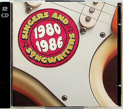 TIME LIFE Singers And Songwriters The Best Of 1980-1986 Pop/Rock 2-CD (Charlene) • 14.99£