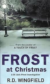 Frost At Christmas, Wingfield, R.D., Used; Good Book • 3£