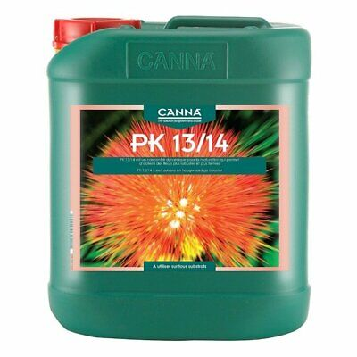 Canna PK13/14 5L - Flower Booster Enhancer And Weight Gainer • 44.95£
