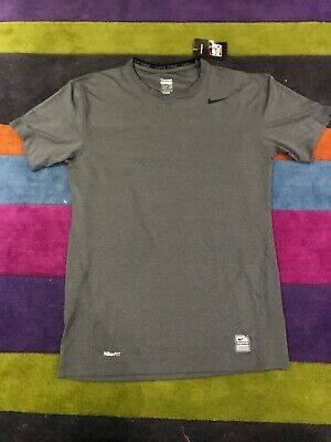Nike Pro Compression Competition Base Layer Short Sleeved Top BNWT XLarge XL  • 19.99£