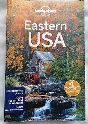 £3 • Buy Lonely Planet Eastern USA Travel Guide Paperback