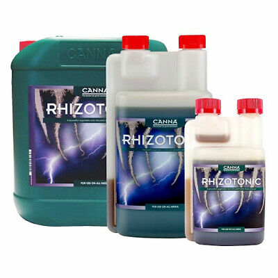 Canna Rhizotonic 250ml, 1L, 5L - Root Stimulant And Stress Relieve • 12.24£