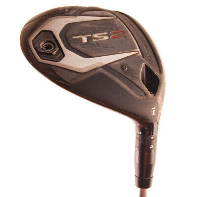 $ CDN63.12 • Buy Titleist TS2 3-Wood 15* ProLaunch 65 R-Flex Graphite RH