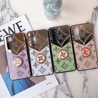 AU11.73 • Buy 360 Rotating Ring Holder Lucky L:eaf Phone Case For Xiaomi Mi 10 9T RedmiNote9S