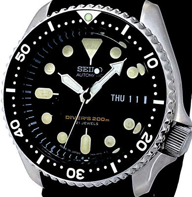 $ CDN61.97 • Buy Vintage Mens Watch SEIKO 7S26 Diver SKX Mod W/all Original Sekio Hand Set