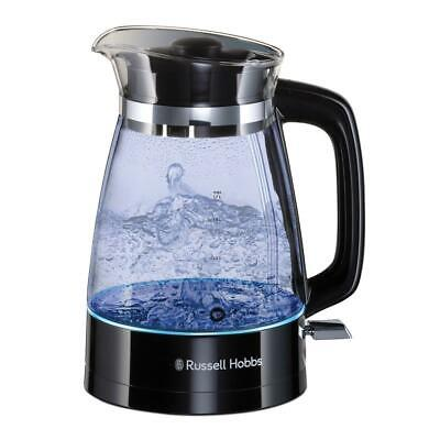 £32.99 • Buy Russell Hobbs Glass Kettle 26080 Classic Glass With Blue Illumination 1.7L, 3kW