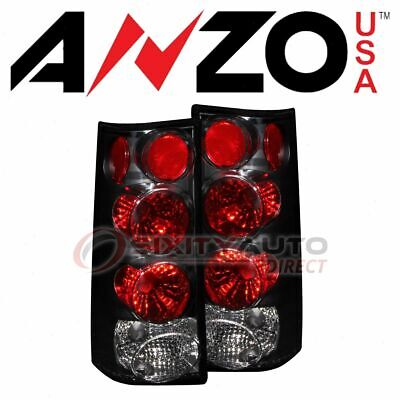 $189.41 • Buy AnzoUSA Tail Light Set For 1996-2002 Chevrolet Express 3500 - Electrical Le