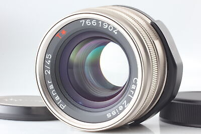 $ CDN491.68 • Buy 【EXC+++++】 CONTAX Carl Zeiss Planar T* 45mm F/2 For G1 G2 From JAPAN #0095