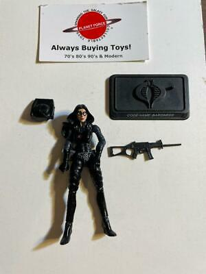 $ CDN25.19 • Buy Baroness Complete GI Joe 25th Anniversary Figure