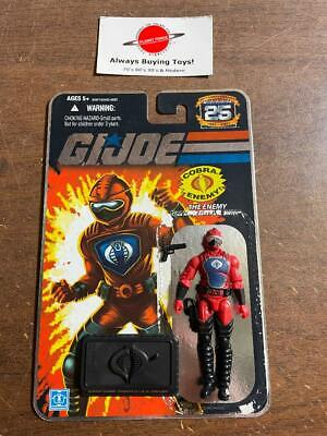 $ CDN22.66 • Buy Cobra HISS Driver W/ Cardback Complete GI Joe 25th Anniversary Figure