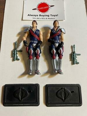 $ CDN63.07 • Buy Tomax & Xamot Complete GI Joe 25th Anniversary Figure