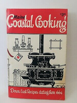 $14.99 • Buy Maine Coastal Cooking: Down East Recipes Dating From 1664–Paperback—Vintage