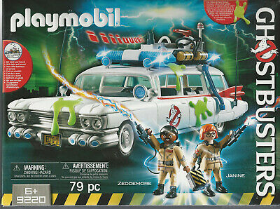 PLAYMOBIL 9220 GHOSTBUSTERS ECTO - 1 New Nuovo  • 55.84£