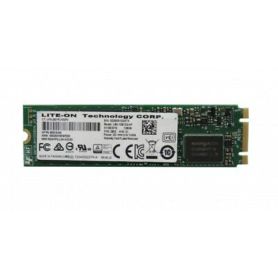 £19.95 • Buy Lite-On L8H-128V2G 803216-001 128GB SATA M.2 Solid State Drive (SSD)
