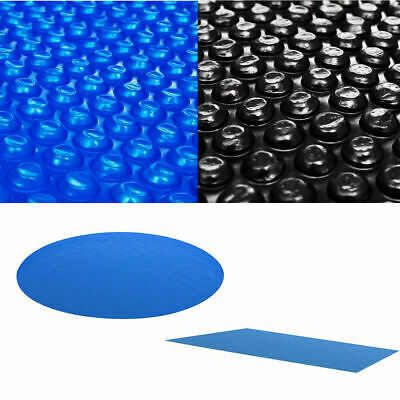 £35.25 • Buy Floating Solar Cover Swimming Pool Water Heating Bubble Covers Rectangular/Round