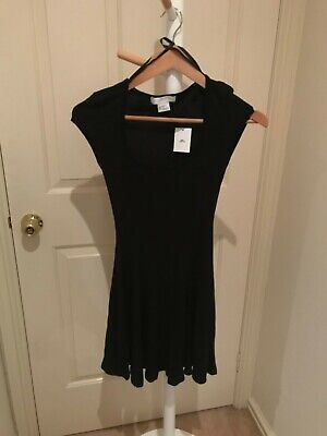 AU12 • Buy Urban Outfitters Black Dress Size XS