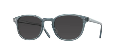 $230.99 • Buy Authentic Oliver Peoples 0OV 5219S FAIRMONT SUN 1617R5 Washed Teal Sunglasses