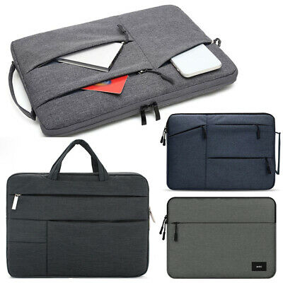 AU20.99 • Buy Waterproof Laptop Sleeve Carry Case Bag For Macbook Lenovo Dell HP 12  13  15.6