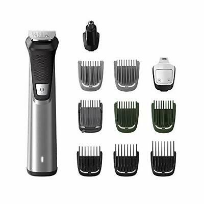 AU141.31 • Buy Philips 11-in-1 All-In-One Trimmer, Series 7000 Ultimate Grooming Kit For Beard,