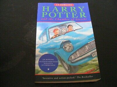 $ CDN8.75 • Buy HARRY POTTER AND THE CHAMBER OF SECRETS 1st CANADIAN EDITION RAINCOAST BOOK 2000