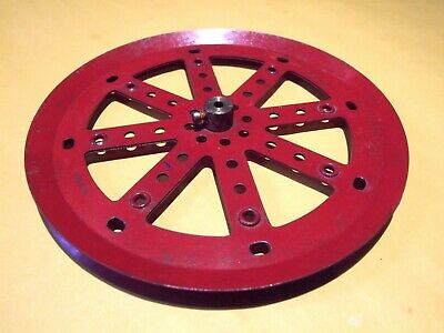 £18 • Buy Meccano Large Pulley Wheel, Part 19c (H)