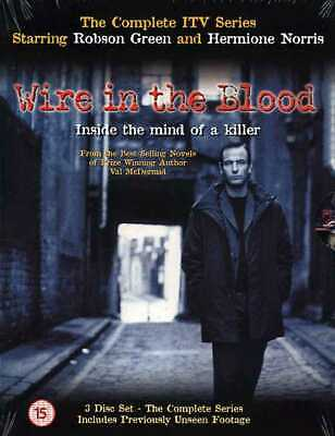 £2.50 • Buy Wire In The Blood (DVD, 2002)