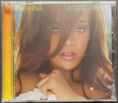 AU15 • Buy Rihanna - A Girl Like Me CD - Free Shipping