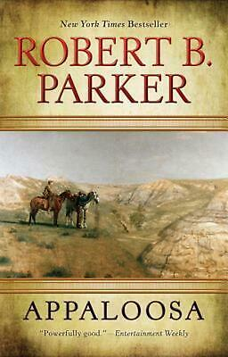 Appaloosa By Robert B. Parker (English) Paperback Book Free Shipping! • 15.29£