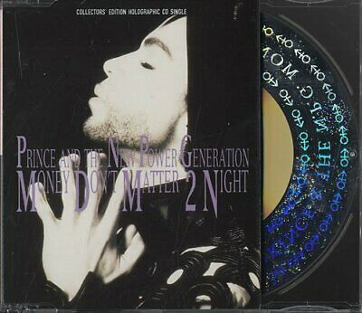 Prince : Money Dont Matter 2 Night CD Highly Rated EBay Seller Great Prices • 3.58£