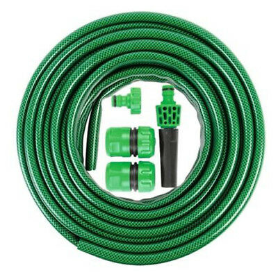 20 Meter Water Hose With Accessories 3/4   Garden Hose Irrigation Tube • 20.70£