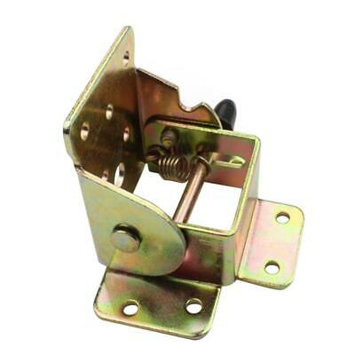 Metal Locking Folding Table Chair Leg Brackets Cabinet Hinges For Furniture • 6.37£