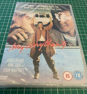 AU14.38 • Buy Say Anything DVD New And Sealed