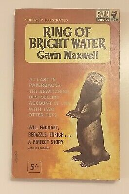 Ring Of Bright Water By Gavin Maxwell, A Pan Book Vintage • 12£