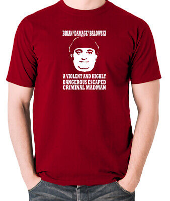 £15.99 • Buy The Young Ones, Brian 'Damage' Balowski - Classic TV Show Inspired T Shirt