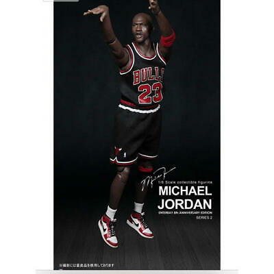 $1299.99 • Buy 1/6 NBA Michael Jordan Series 2 Enterbay 8th Anniversary Special Edition 839cMN
