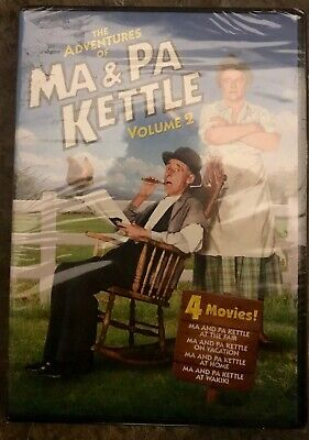 $9.99 • Buy The Adventures Of Ma And Pa Kettle  Volume 2-New