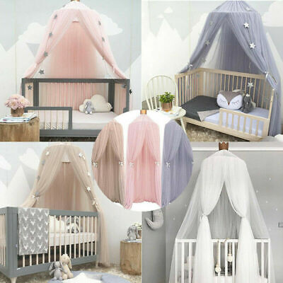 £29.82 • Buy Hanging Baby Bed Canopy Mosquito Mesh Net Dome Curtain Tent Kid Room Decor-2021