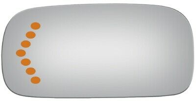 $29.88 • Buy Driver Side Mirror Glass For 06-08 Lucerne, Cadillac DTS Signal Replacement