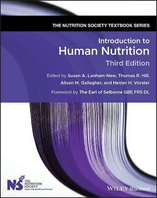 £49.26 • Buy Introduction To Human Nutrition By Alison Gallagher (English) Paperback Book Fre