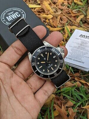 $ CDN327.55 • Buy MWC Vintage 1982 Military Diver Automatic