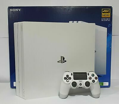 AU440 • Buy Sony Playstation 4 PS4 Pro Console 1TB + Sony Controller - EXPRESS POST