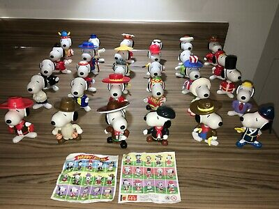 £3.99 • Buy Mcdonalds Happy Meal Toy Snoopy World Collection 1999