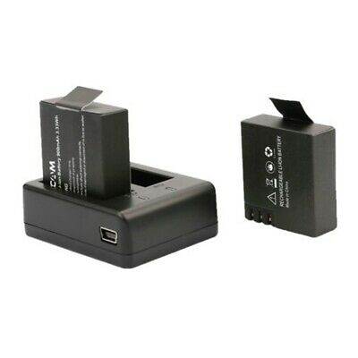 AU12.76 • Buy Double-Groove Battery Charger, For SJ4000/SJ5000/SJ6000 Battery, USB Charger AU