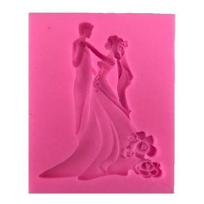 £3.09 • Buy Wedding Dress Silicone Mold Mould Chocolate Polymer Clay Soap Candle Wax LC