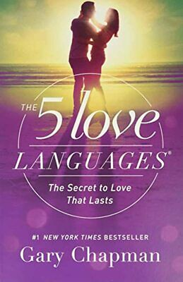 AU21.40 • Buy 5 Love Languages : The Secret To Love That Lasts, Paperback By Chapman, Gary,...