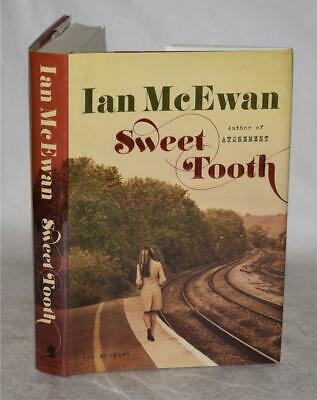 £28 • Buy Ian McEwan Sweet Tooth Woman Intelligence Service Cold War Britain Signed 1st DW